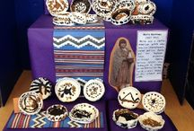 Maria Martinez Art projects for kids & K-8 students / Maria Martinez - Curriculum & Art Projects for Kids Art Elements Taught Three Dimensional Shape Art Activity Emphasis Pueblo Pottery with Native American