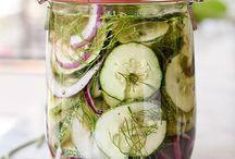 Pickled/Fermented/Vinegars