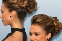 elegáns haj