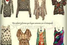 Como llevar o vestir un collar / Son algunas Ideas y formas