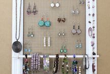 organizer na biżuterię
