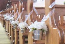 dekoracje białe