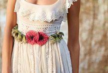 Boho Wedding Style / wedding boho style
