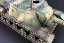 Project details: Su-152