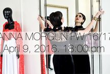 ANNA MORGUN Pret-a-Porte FW 16/17 / Pret-a-Porte by ANNA MORGUN