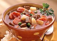 Slow cooker  / Beef vegie soup