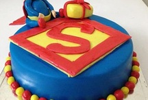 Superman FOODS!  / by JUST EAT Canada