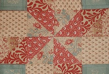 Quilts, Civil War / Civil war blocks