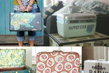 {Home Decor} Suitcases