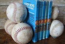 Vintage Baseball Nursery