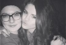 Selena com fãs
