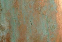Novacolor / Decoratieve mogelijkheden met de stuc en verf van Novacolor