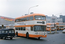 Manchester Buses. /