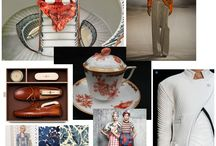 celeni aw moodboards / porcelain collection