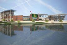 Baylor University / My Alma Mater