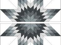 quilts: lone star