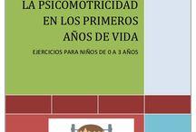 psicomotricidad 0-3 años