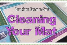 Brother Scan n Cut Tutorials / If you need help with using your Brother Scan n Cut, here are some tutorials we have recorded for you. These videos can be seen on Alanda Craft YouTube channel at youtube.com/alandacraft and also on our website www.alandacraft.com