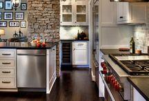 kitchen ideas / by Adam Ell