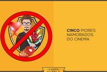 Idiota Cinéfilo / Site sobre cinema de uma forma simples e divertida, como o cinema deve ser -> www.idiotacinefilo.com.br