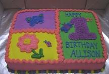Cakes I've Made / by Patti Barker