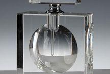 Parfums bottle