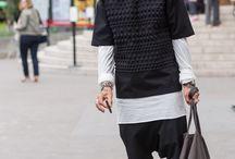 Luxe Evolution / Menswear Design Inspiration