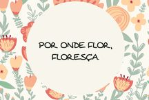 Frases - Flores