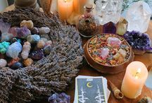 Altar Wicca