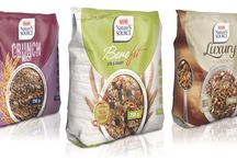 06. PACKAGING - NATURES SOURCE UPGRADE / the Nature's Source Range Bokomo has been updated and modernised to create a fresh new look for South Africa's favourite Muesli brand.