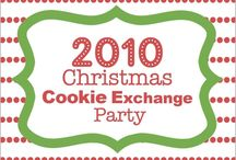 Christmas cookie exchange party ideas. / by Rachel Witte