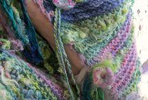 бохо вязание