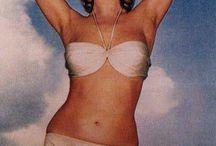 Vintage bikinis and bodies / by Dana Grant