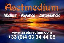 Médium / Médium pure, sans support ASETMEDIUM 04 93 94 44 05