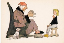 Hans Christian Andersen / by Russian Soul Vintage