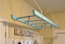 Laundry and Mud Rooms / by Callie Elton