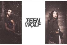 Teen wolf / If I don't answer your texts this is why