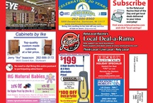 RelyLocal Deal-a-Rama Mailer / by Nick RelyLocal