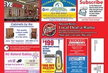 RelyLocal Deal-a-Rama Mailer / by RelyLocal Racine & Kenosha
