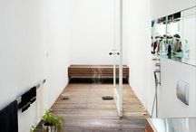 Shower My Dreams / A board with all the fabulous and luxurious things we all always wanted in the bathroom of our dreams. A wonderland of tranquility and beautiful brass.