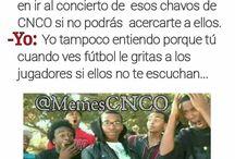 Memes de CNCO ❤