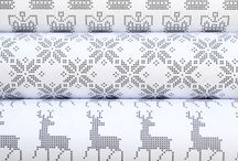 Printable: gift wrap & such. / by Jessie Ward