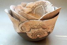 CERAMIC - Coil, Slab, Tile / by Carla Kinnee