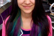 hair / by Erin Freeman-Pacholke