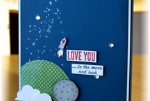 Stampin' Up ~ Love you to the Moon