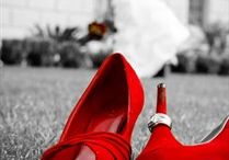 red weddings / by Marie Livengood