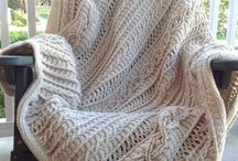 Crochet Blankets and Throws