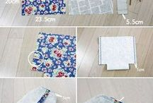 sewing how to make reversible bag
