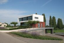 Moderne woningen / Moderne architectuur