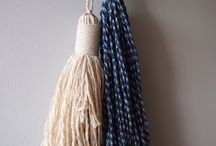 Tassels Pom Poms and Fringe / by Misty Johnson